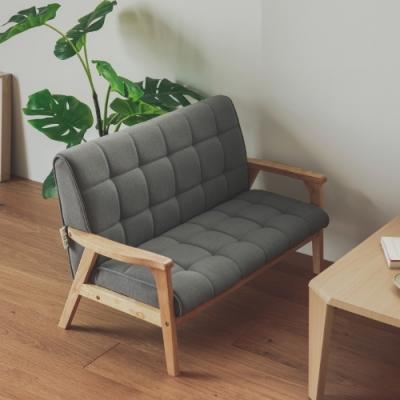 完美主義 日系兒童沙發/雙人座/布沙發/2人座(3色)-DIY
