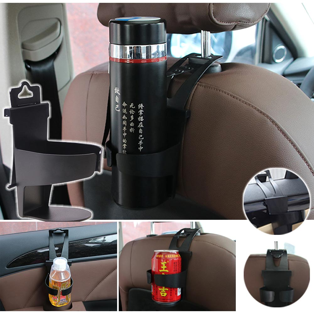 EZlife車用懸掛式飲料水杯架2入 @ Y!購物