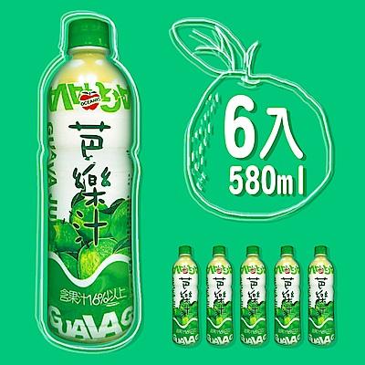 大西洋 芭樂汁(580mlx6入)