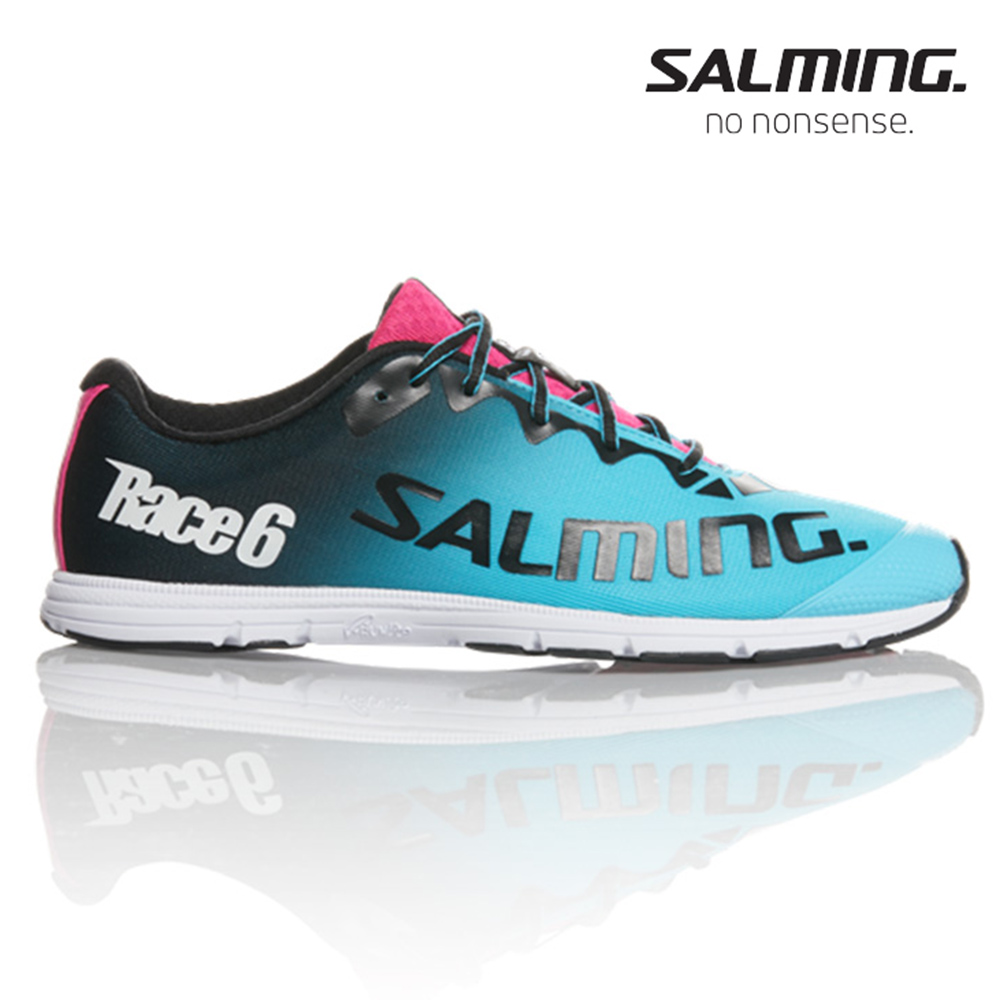 Salming RACE 6 女競速慢跑鞋 藍