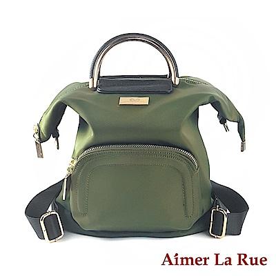 Aimer La Rue 後背包 真皮布魯克斯系列(二色)