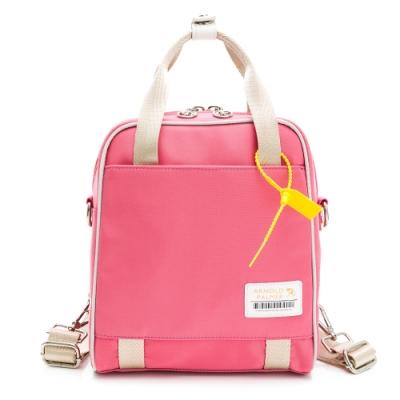 Arnold Palmer - 手提肩背包可後背 Jolly系列 - 粉色