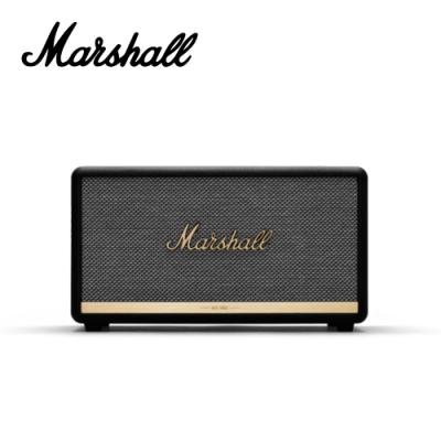 [無卡分期-12期] Marshall Stanmore BT II 藍芽音箱 經典黑色款