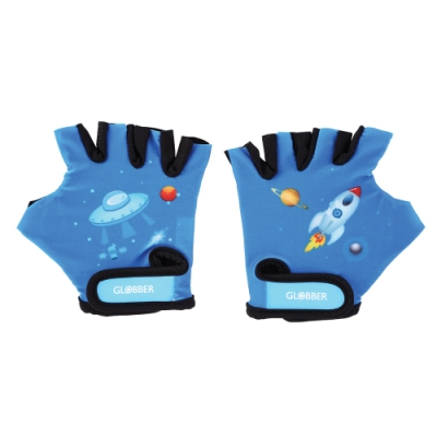 GLOBBER EVO 兒童手套-火箭藍