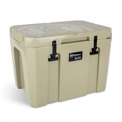 Petromax 超凍12日鮮保冰桶/露營冰箱 50L (沙色) kx50-sand