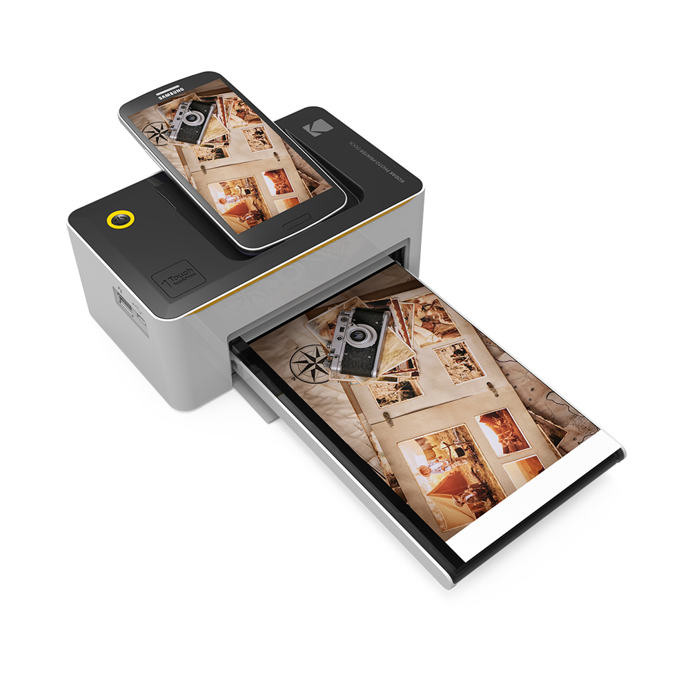 KODAK 柯達 PD-450W 相印機 (公司貨) 贈送120張相紙
