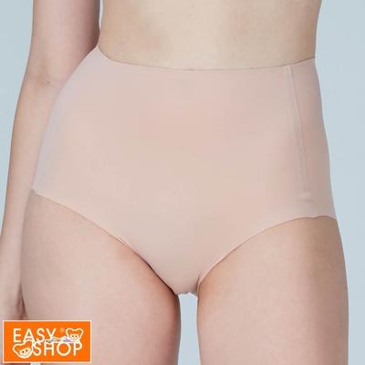 EASY SHOP-Infini-無痕高腰平口內褲-提亮膚