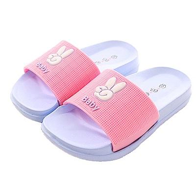 軟Q輕量舒適兒童拖鞋 sd5040 魔法Baby