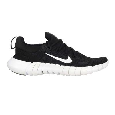 NIKE FREE RN 5.0 NEXT NATURE 男運動鞋-慢跑 訓練 CZ1884001 黑白