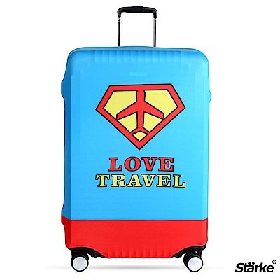 Starke 26-29吋高彈性行李箱套 -熱愛旅行