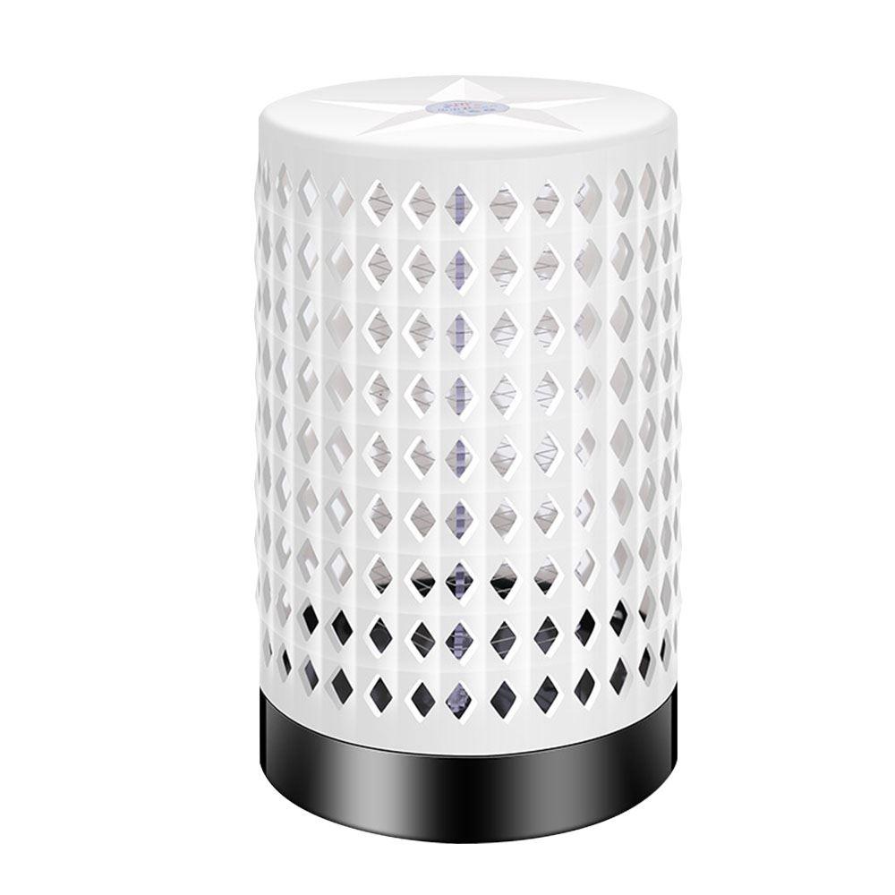 【FJ】0輻射紫光電擊式捕蚊燈M4(USB供電)
