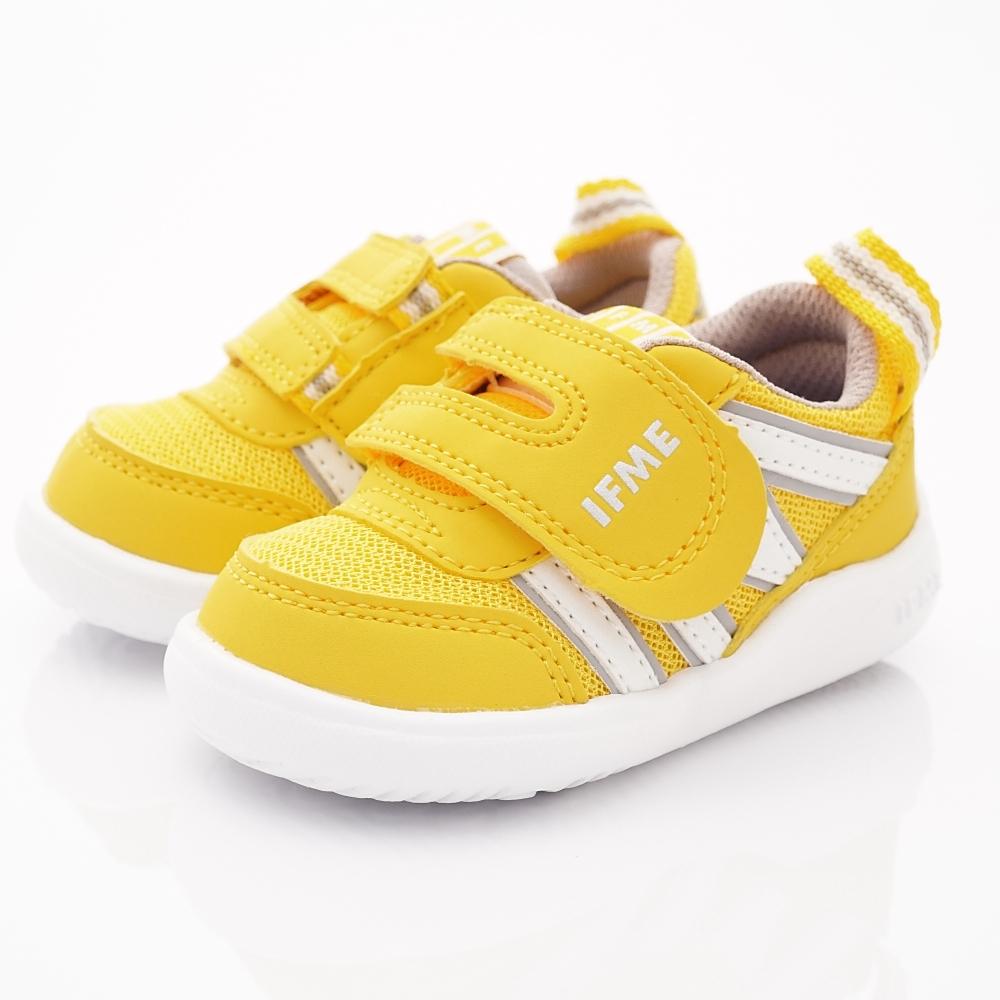 IFME健康機能鞋 輕量學步鞋款 ZE10212黃(寶寶段)