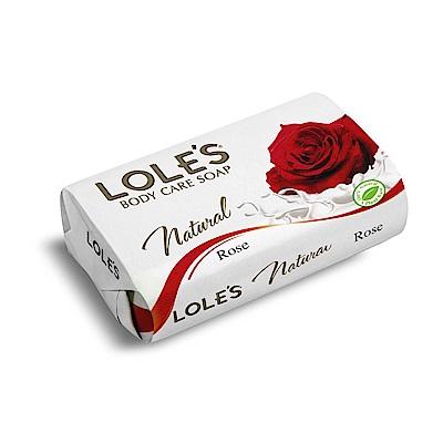LOLES 草本玫瑰護膚皂150g