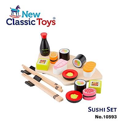 【荷蘭New Classic Toys】日式壽司組合 - 10593