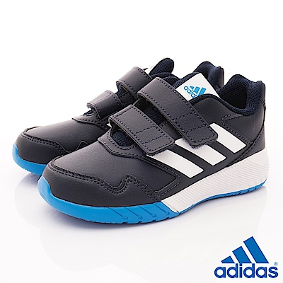 adidas童鞋 Altarun CF運動款 BNI326藍(中小童段)