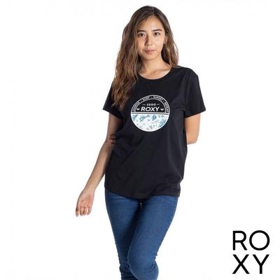 【ROXY】SUNRISE SURF T恤 黑色