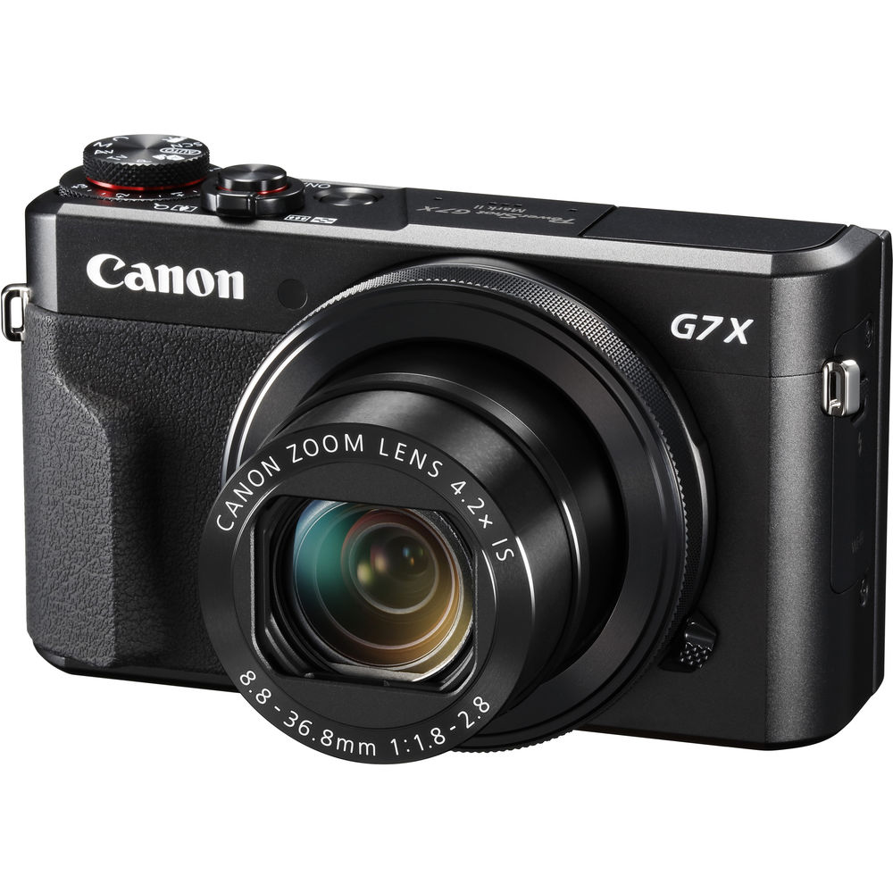 【128G原電】Canon G7 X Mark II (G7XMK2)類單眼相機(公司貨) product image 1