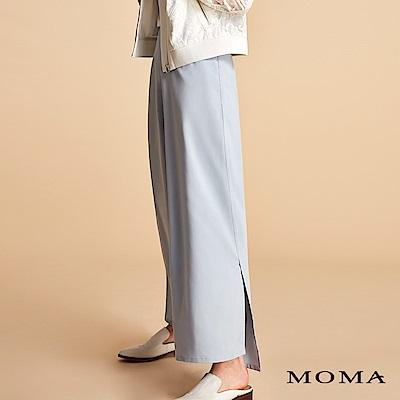 MOMA 側邊開叉寬褲