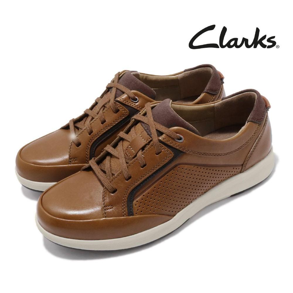 Clarks 休閒鞋 Un Trail Form 男鞋