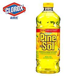 美國CLOROX 高樂氏派素萬用除菌清潔劑-檸檬香(1.41L)
