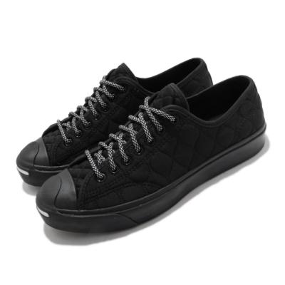 Converse 休閒鞋 Jack Purcell 運動 男女鞋 基本款 開口笑 舒適 情侶穿搭 簡約 黑 白 169597C
