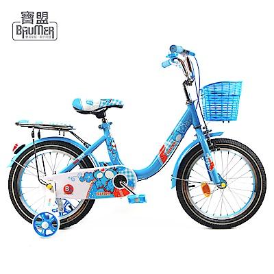 寶盟BAUMER 16吋親子鹿腳踏車