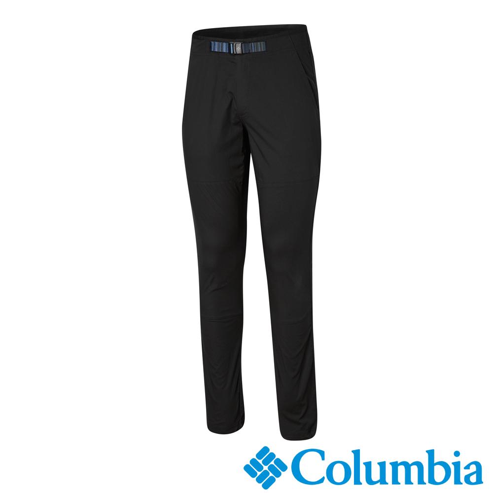 Columbia哥倫比亞 男款-Omni-Shie防潑長褲-黑色