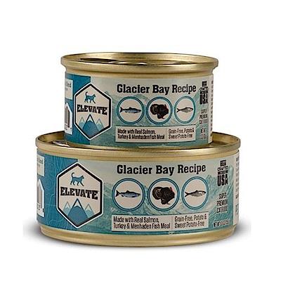 美國艾瑞ELEVATE《無穀主食貓罐》85g 六罐組