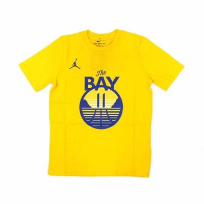 NIKE NBA Statement Edition 青少年 短袖上衣 勇士隊 Klay Thompson