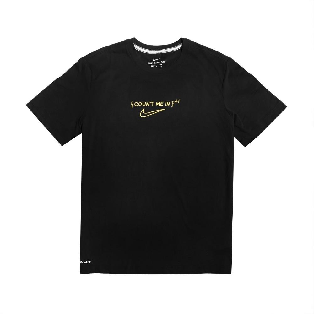 Nike T恤 Count Me In +1 Tee 男款