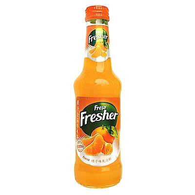 Fresa 橘子味氣泡飲(250ml)
