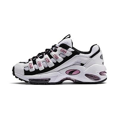 PUMA-CELL ENDURA 男女復古慢跑運動鞋-白色