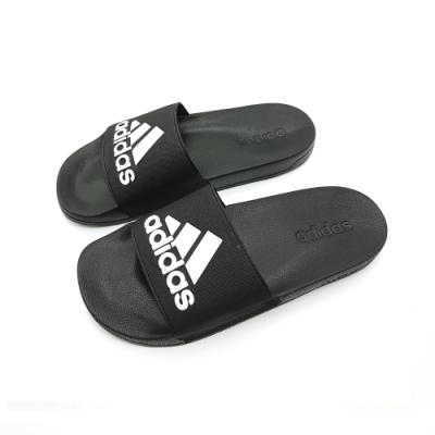 ADIDAS 休閒 運動 涼拖鞋 男女鞋  黑 F34770 ADILETTE SHOWER