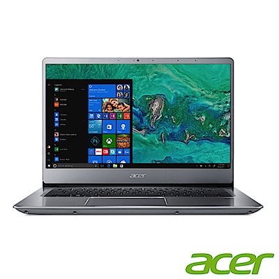 (時時樂) Acer SF314-56G-74AE 14吋筆電(i7-8565U/MX150/4G/256G SSD+1TB/Swift 3/銀)