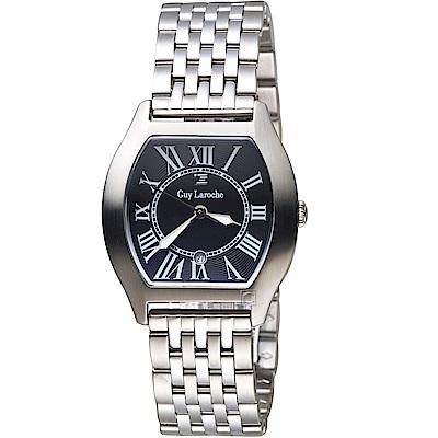 姬龍雪Guy Laroche Timepieces古典羅馬女錶(LW5047B-02)