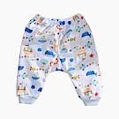 男童印花薄長褲(2件組,隨機) k51173 魔法Baby
