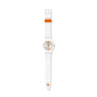 SWATCH Gent 原創系列手錶 BELLE DE MATCH 選美比賽-34mm