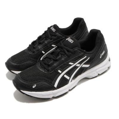 Asics 休閒鞋 Gel Escalate 運動 男女鞋 亞瑟士 避震 緩衝 穩定 穿搭推薦 黑 白 1201A042001