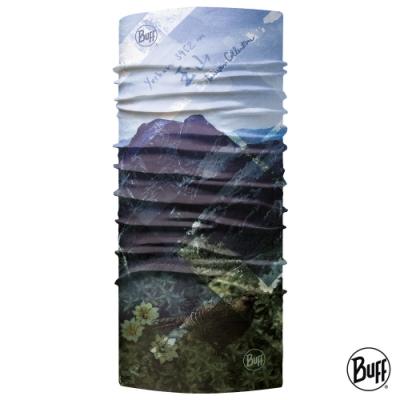 【西班牙BUFF】 Coolnet抗UV頭巾-台灣系列-玉山
