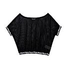 FILA #LINEA ITALIA 短袖圓領T恤-黑 5TET-5418-BK