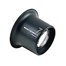【Eschenbach】7x/25mm 德國製修錶用單眼罩式放大鏡 11247