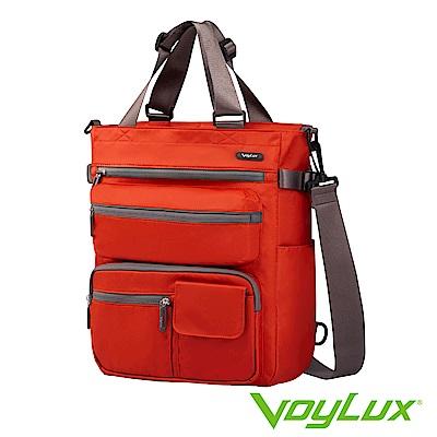 VoyLux 伯勒仕-VEGO系列-四用托特包-3580158橘色