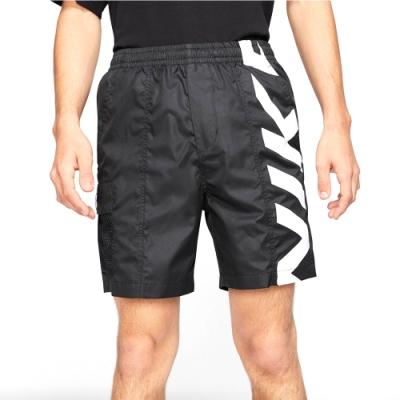 NIKE  滑板褲 休閒 運動短褲  男款  黑  CI7348010  AS M NK SB WATER SHORT