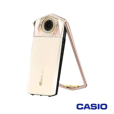 Casio EX-TR80 (米白)-公司貨 附原廠相機包