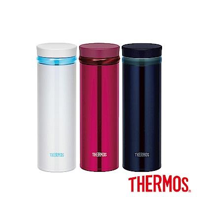 (9元加購)THERMOS 膳魔師 不鏽鋼真空保溫杯0.35L(JNO-350)
