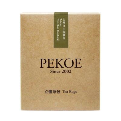 PEKOE精選 台灣文山包種茶.茶包組