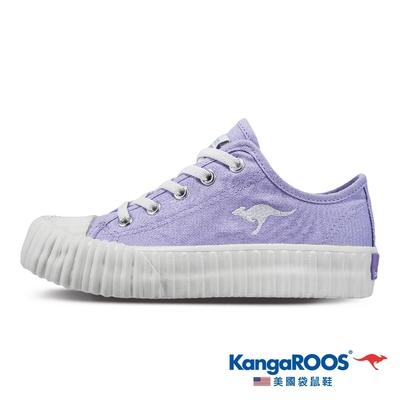 KangaROOS 童 CRUST 甜點手工餅乾鞋(粉紫-KK11907)