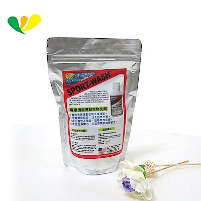 SPORT WASH專業機能衣物 洗衣精補充包(700ml*3)+(100ml*3)+隨身