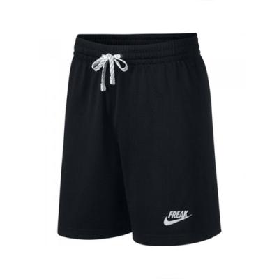 Nike 短褲 Basketball Shorts 男款 Giannis 希臘怪物字母哥 籃球 球褲 黑 灰 CK6213010