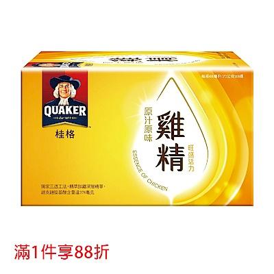 桂格 原味雞精68ml*6入